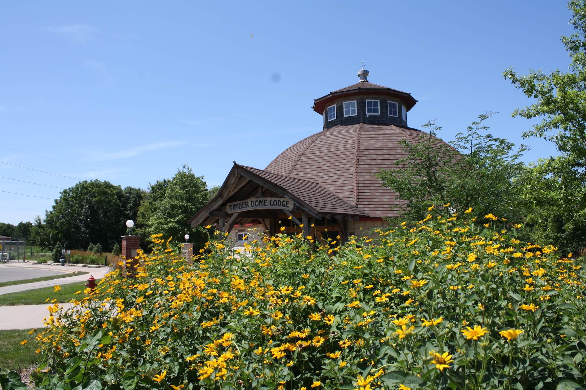 Solon Area Community Foundation - Timber Dome Building