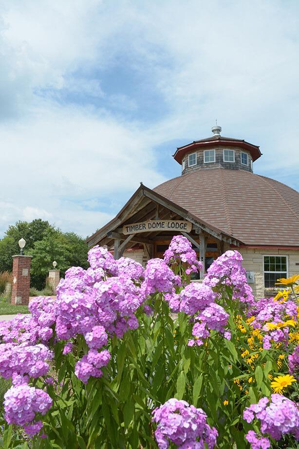 Timber Dome Lodge